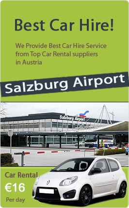 Salzburg Airport Car Rental